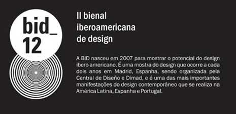 Bienal Ibero-americana de Design 2012 | Madrid