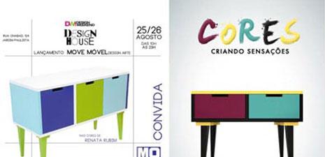 Move Móvel | Cores por Renata Rubim