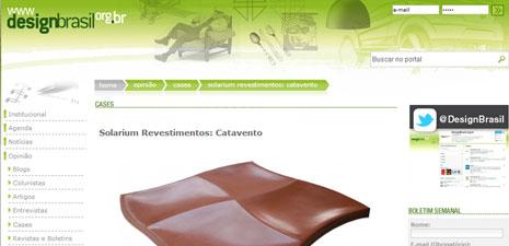 Portal Design Brasil | Catavento Solarium