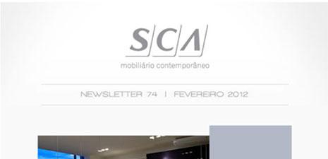 SCA | Newsletter 74