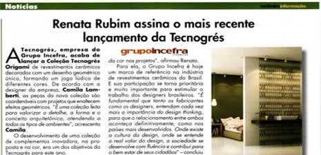 Revista Cerâmica Informação | Tecnogrés
