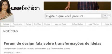 Use Fashion | Forum de Design