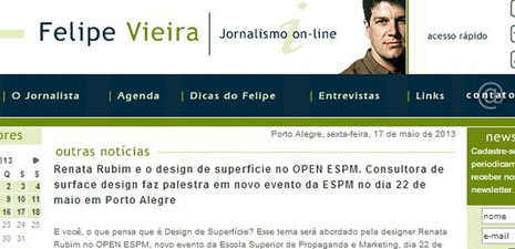 Felipe Vieira | Palestra ESPM