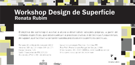 Positivo | Workshop Design de Superfície