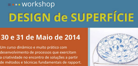 Workshop Design de superfície
