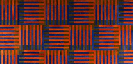 Linha de tapetes