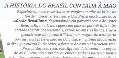 Casa Vogue | Coleção Brasiliana