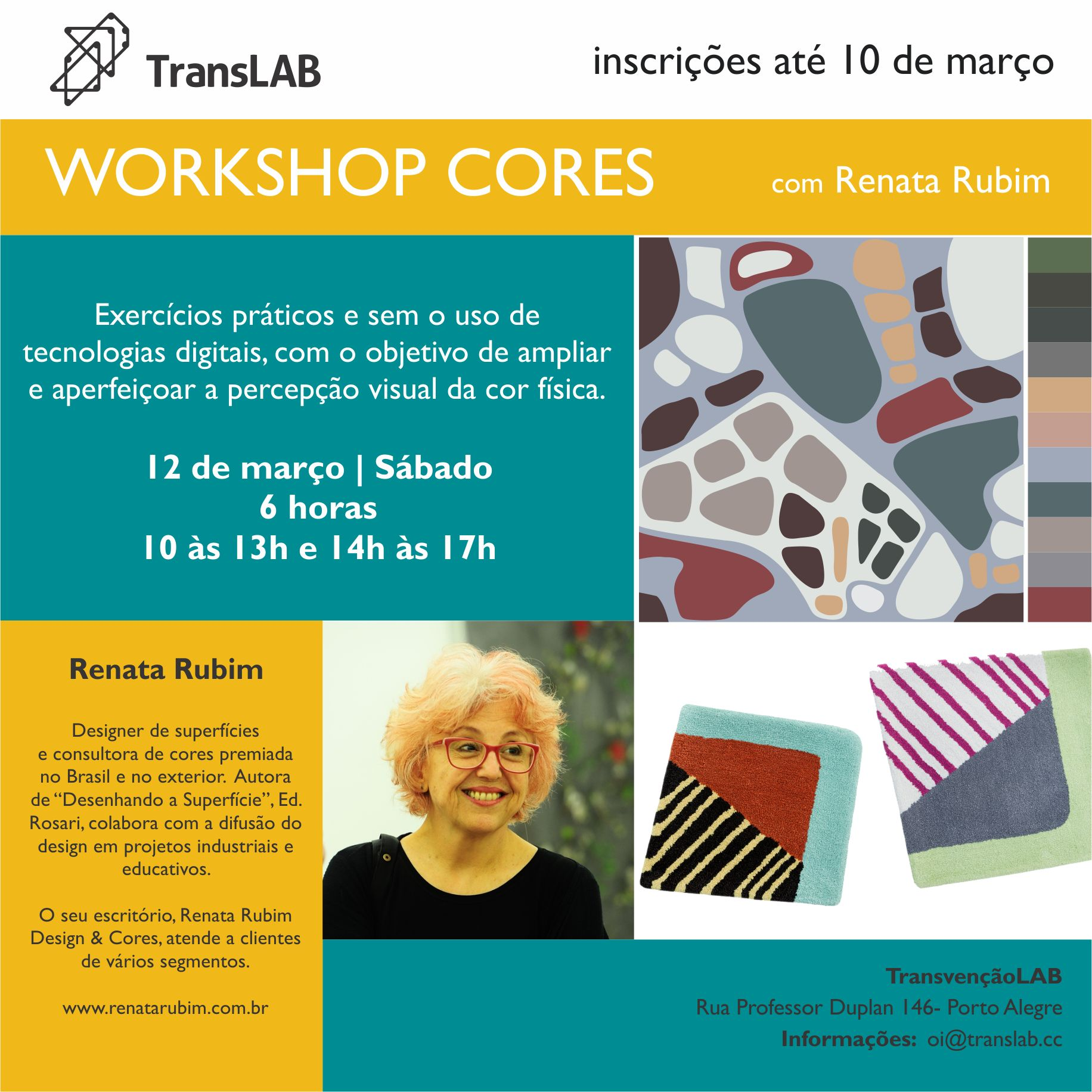 Workshop Cores | TransLAB