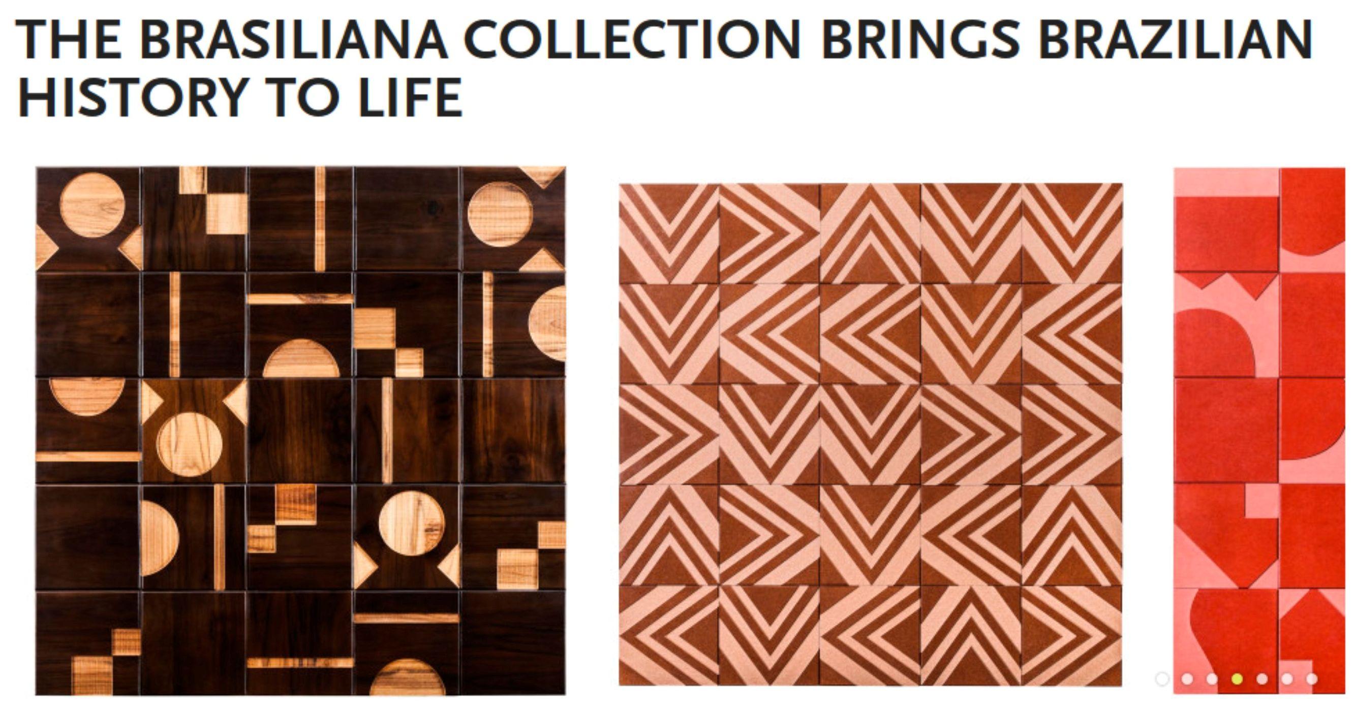 Materia (Holanda) | Coleção Brasiliana