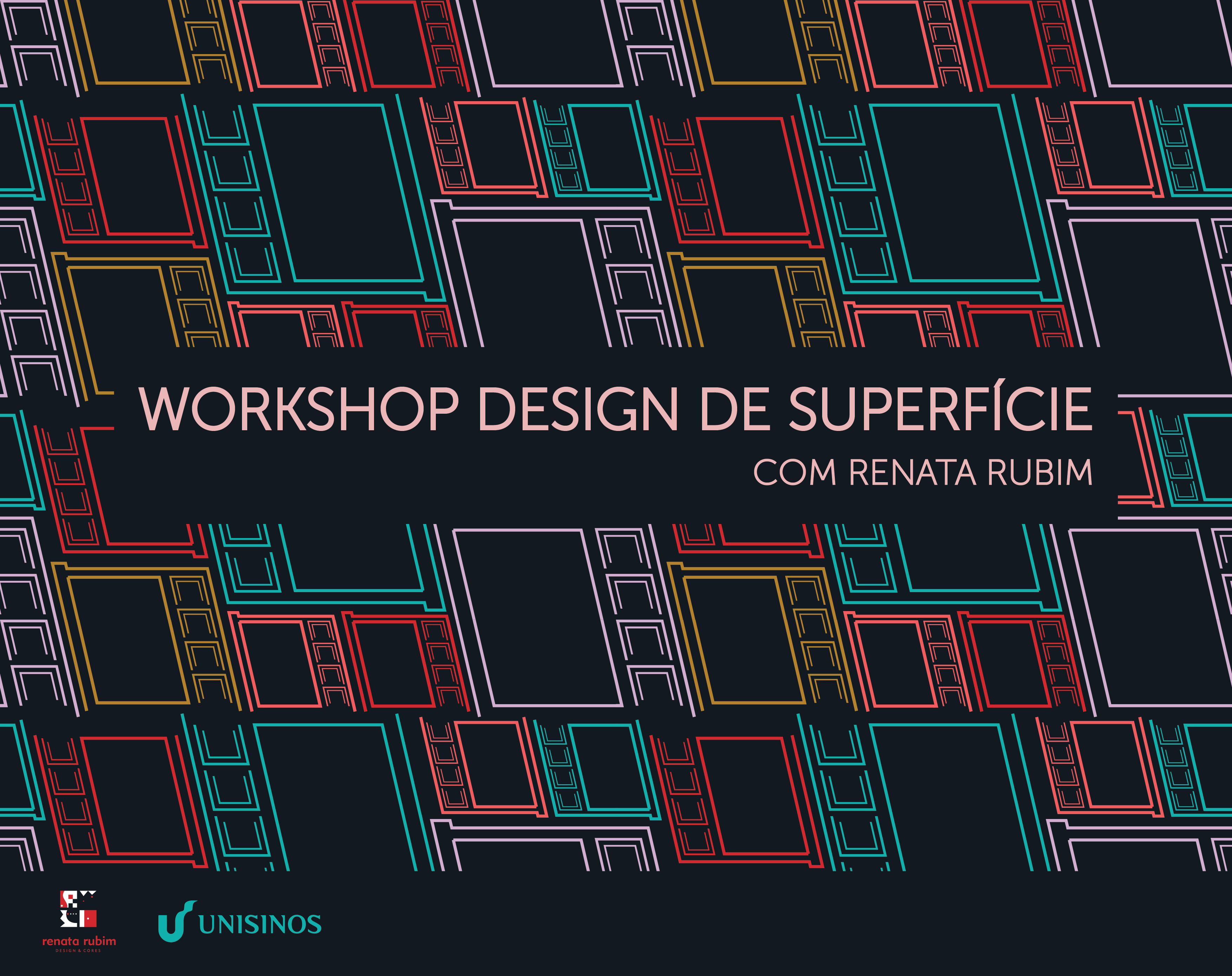Workshop Design de Superfície | Unisinos